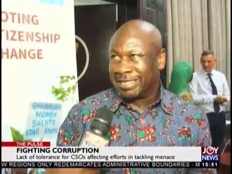 Fighting Corruption - The Pulse on JoyNews (14-11-18)