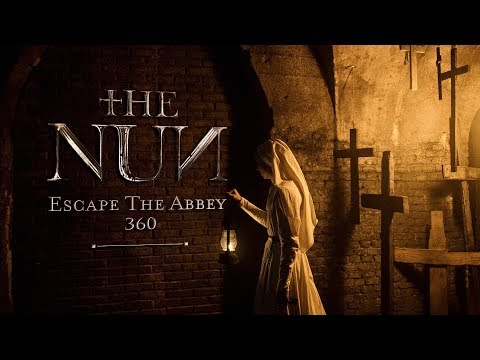 The Nun: Escape the Abbey 360