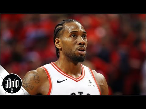 What is the Toronto Raptors' plan if Kawhi leaves? | The Jump
