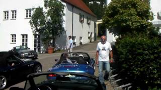 preview picture of video '1. Internationales BMW Z3 Treffen'