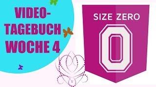 Size Zero Videotagebuch Woche 4
