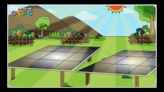สื่อการเรียนการสอน พลังงานหมุนเวียนและพลังงานจำกัด ป.3 วิทยาศาสตร์