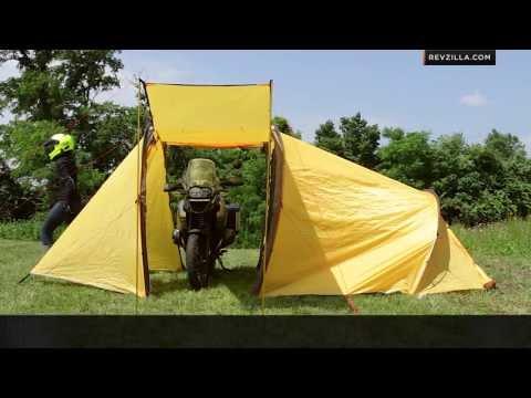 Redverz Tent — Series II Expedition Review at RevZilla.com