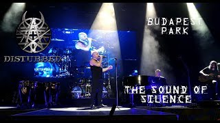Disturbed   The Sound Of Silence (Budapest Park 2019)