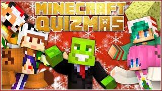 Minecraft Youtuber Quizmas Christmas Challenge!