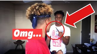 FaceTiming My Ex Prank On BOYFRIEND😱 * HE SMASHED MY PHONE.. *