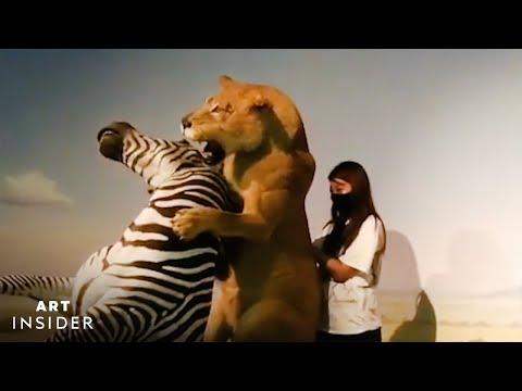 Making Hyperrealistic Animals