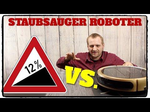 ❌SCHAFFT DER STAUBSAUGER ROBOTER  TÜRSCHWELLEN ?