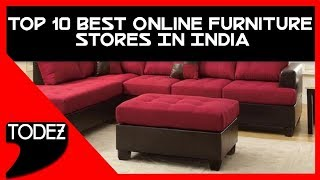 Top 10 Best Online Furniture Stores In In