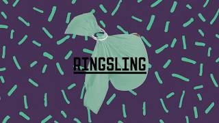 ByKay Ringsling karikás hordozó használata