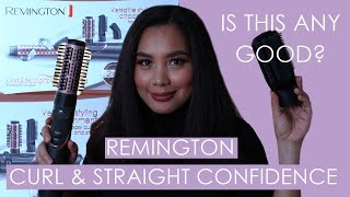 REMINGTON CURL & STRAIGHT CONFIDENCE REVIEW   Itsmilkyways