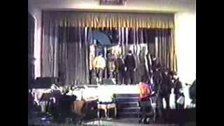 preview picture of video 'Oliver! Behind the Scenes - Dartford Grammar Schools Production 1988'