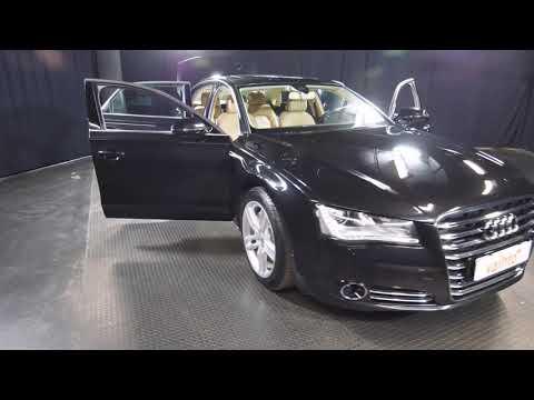 Audi A8 Lang 3.0 V6 TDI A Quattro Executive, Sedan, Automaatti, Diesel, Neliveto, CIS-620