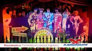 Recordando a The Beatles en Liverpool, Inglaterra