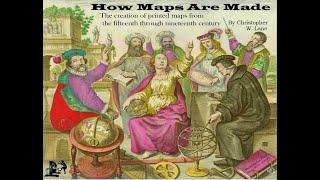 How Antique Maps Were Made