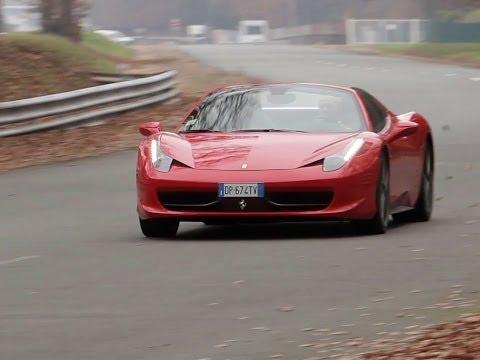 Ferrari 458 ITALIA DCT F1