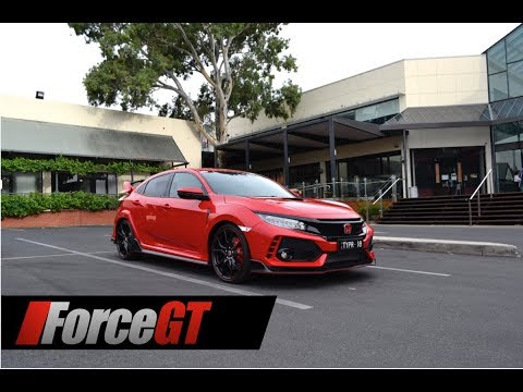 2018 Honda Civic Type R - Virtual Tour