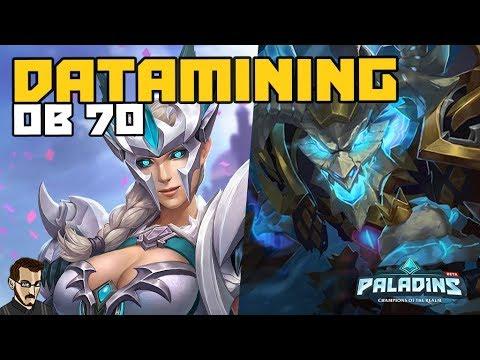 Paladins FR - Datamining OB 70 (Nouveau Champion Furia, nouvel Evénement, Skins, Emotes et Switch ?)