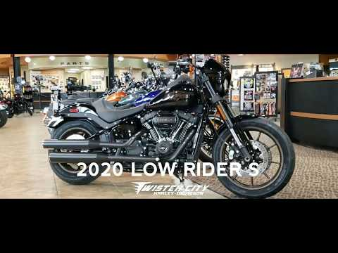 2020 Harley-Davidson® Low Rider® S : FXLRS