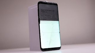 Samsung Galaxy S8 Restoration