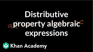 Distributive Property Example 1
