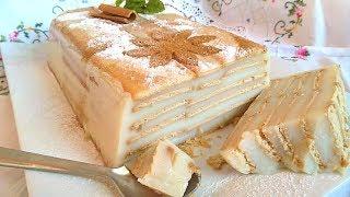 No Creerás Lo Fácil Y Lo Deliciosa Que Es Esta Tarta De Leche Merengada! | El Dulce Paladar