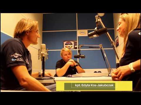 Wywiad Adam Edyta Jakubczak TV2 Pytanie na Śniadanie Życie na Fali 2016