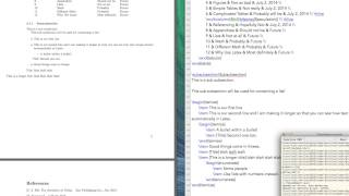 Latex Tutorial 9 of 11: Lists, Itemized and Numbered