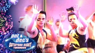 Spellbound's End Of The Show Show - Saturday Night Takeaway