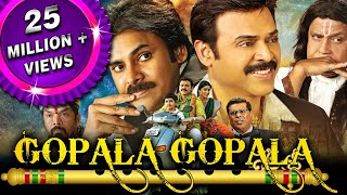 Gopala Gopala Hindi Dubbed Full Movie | Pawan Kalyan, Venkatesh, Shriya Saran, Mithun - Download this Video in MP3, M4A, WEBM, MP4, 3GP