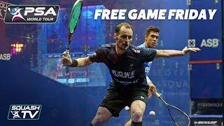 Squash: Gaultier v Rodriguez - Free Game Friday - El Gouna 2018