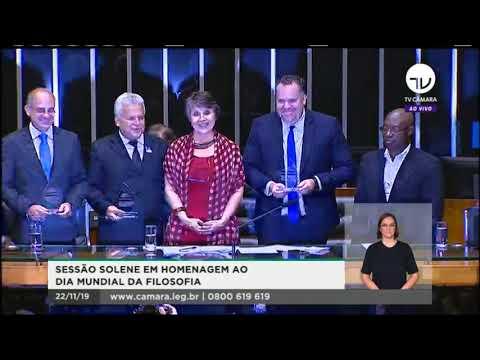 PLENÁRIO - Sessão Não Deliberativa Solene - 22/11/2019 - 15:35