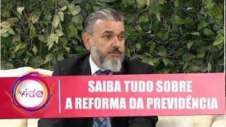 Saiba tudo sobre a Reforma da Previdência com economista Dr. Alessandro Azzoni