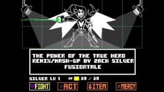 Undertale: Fusiontale-The Power of The True Hero