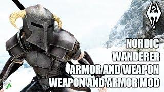 GONDORIAN ARMOR AND WEAPONS!- Xbox Modded Skyrim Mod