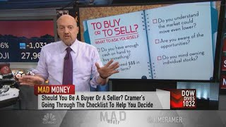 Jim Cramer on which stocks are bargains in this market and which are too toxic to touch