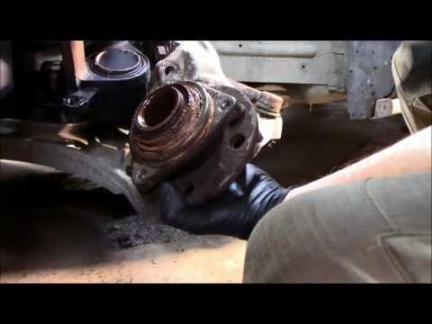 2000 Buick LeSabre Wheel Sensor Issue    Wheel Hub Replacement