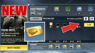 *NEW* TIPS & TRICKS HOW TO INVITE FRIENDS WITHOUT HELP OF OTHERS in Call of Duty: Mobile