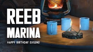 The Full Story of Reeb Marina and the Mysterious Deaths of Eugene and Malcom - Fallout 4 Lore
