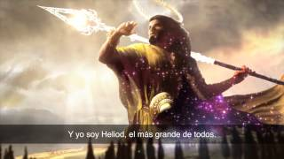THEROS TRAILER - SPANISH