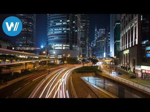 סיור מרתק בעיר הונג קונג