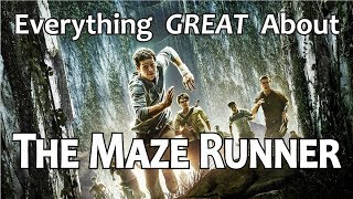 Everything GREAT About The Maze Runner!