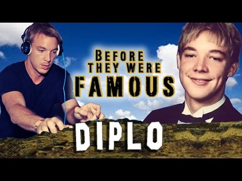 DIPLO - Before They Were Famous