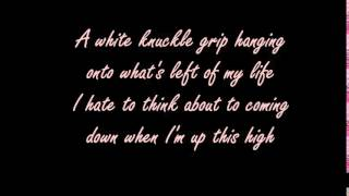 Roller Coaster Ride - Eric Church (Lyrics Video)