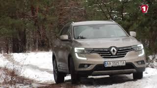 Номінант: Renault Koleos | Пробег 3