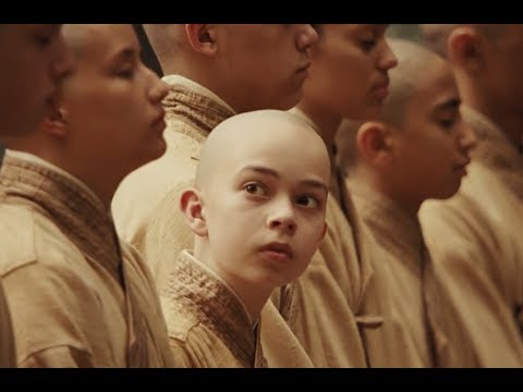 "The Last Airbender (2010) - ""Flow Like Water"" scene [1080p]"