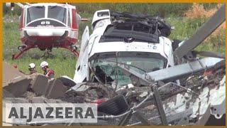 🇮🇹 Italy bridge collapse: Was the structure of the bridge unsafe? | Al Jazeeera English