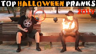 Most Scary Halloween Pranks