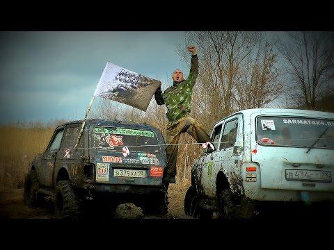 Джип-спринт «Песчаная буря 2016» (видео)
