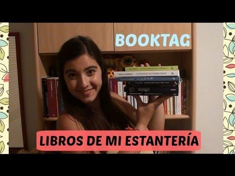 BOOKTAG: Los libros de mi estanteria
